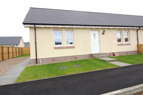 New Build Semi Detached Bungalow